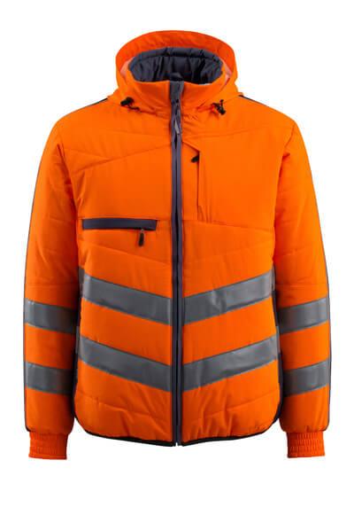 15515-249-14010 Giacca - arancio hi-vis/blu navy scuro