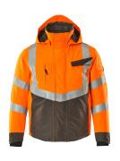 15535-231-1418 Giacca antifreddo - arancio hi-vis/antracite scuro