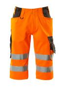 15549-860-1418 ¾ Lunghezza Pantaloni - arancio hi-vis/antracite scuro