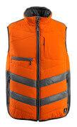 15565-249-1418 Gilet antifreddo - arancio hi-vis/antracite scuro