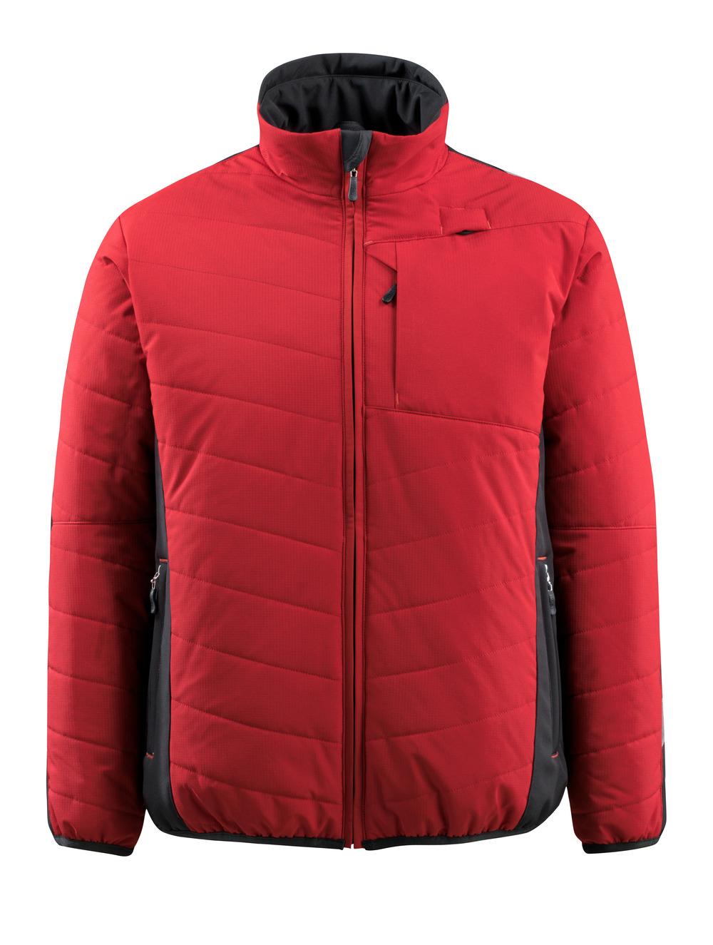 15615-249-0209 Giacca Termica - rosso/nero