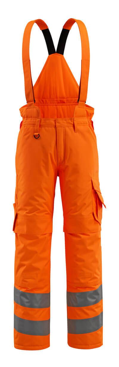 15690-231-14 Pantaloni antifreddo - arancio hi-vis