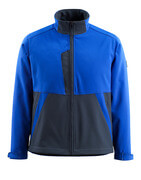 15702-253-11010 Giacca Softshell - blu royal/blu navy scuro