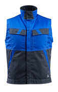 15754-330-11010 Gilet - blu royal/blu navy scuro
