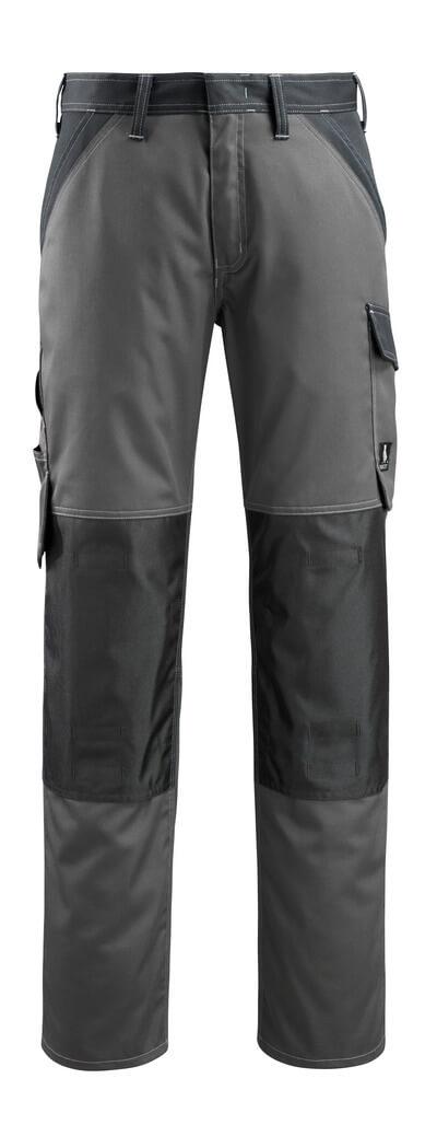 15779-330-11010 Pantaloni con tasche porta-ginocchiere - blu royal/blu navy scuro