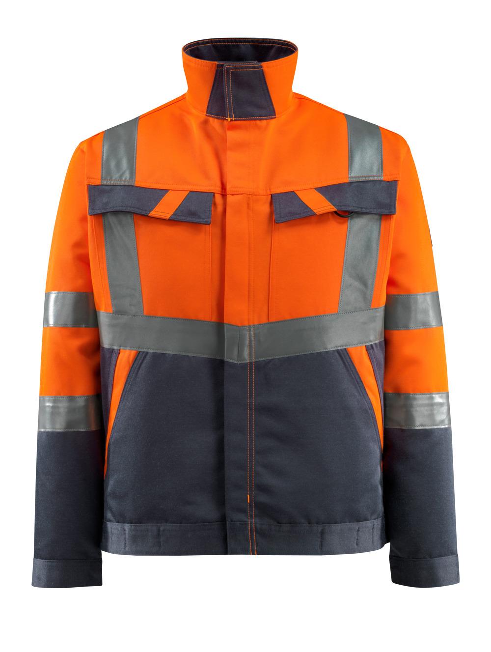 15909-948-14010 Giacca - arancio hi-vis/blu navy scuro