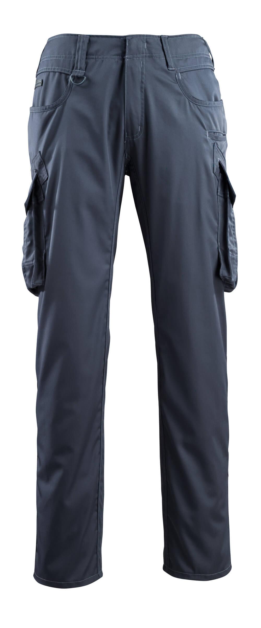 16179-230-010 Pantaloni con tasche sulle cosce - blu navy scuro