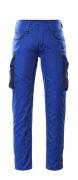 16279-230-11010 Pantaloni con tasche sulle cosce - blu royal/blu navy scuro