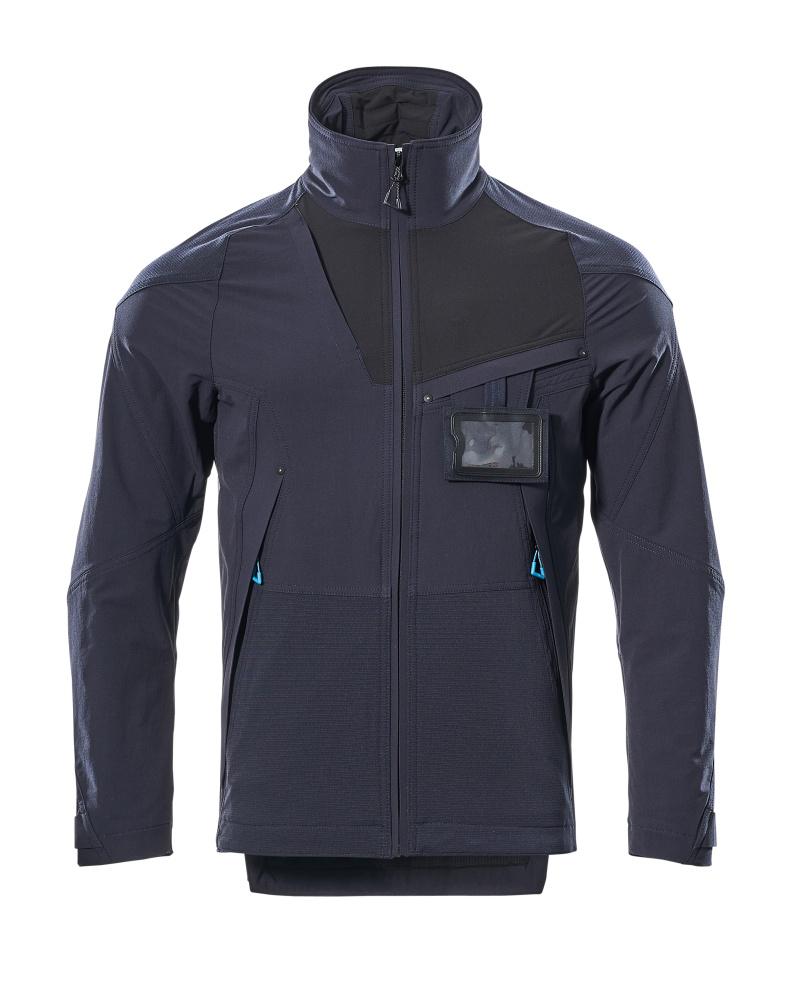 17101-311-01009 Giacca - blu navy scuro/nero