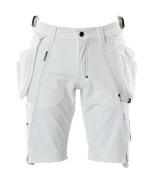 17149-311-06 Pantalone corto - bianco