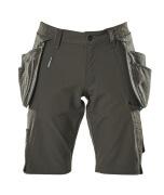 17149-311-18 Pantalone corto - antracite scuro