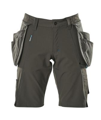 17149-311-09 Pantalone corto - nero