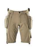 17149-311-55 Pantalone corto - kaki chiaro