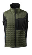 17165-318-0918 Gilet antifreddo - nero/antracite scuro