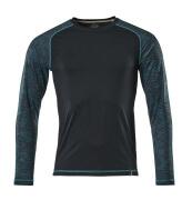 17281-944-010 Maglietta, a maniche lunghe - blu navy scuro