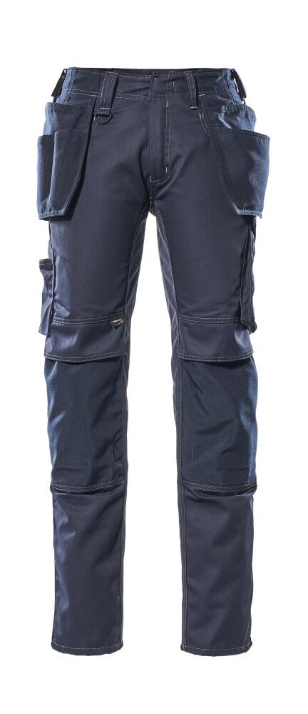 17731-442-010 Pantaloni con tasche esterne - blu navy scuro
