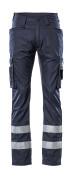 17879-230-010 Pantaloni con tasche sulle cosce - blu navy scuro