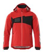 18035-249-20209 Giacca antifreddo - rosso/nero