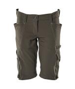 18044-511-18 Pantalone corto - antracite scuro