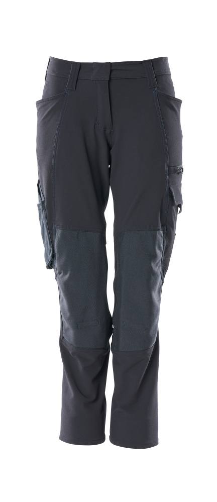 18078-511-010 Pantaloni con tasche porta-ginocchiere - blu navy scuro