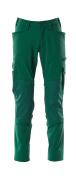 18079-511-03 Pantaloni con tasche porta-ginocchiere - verde