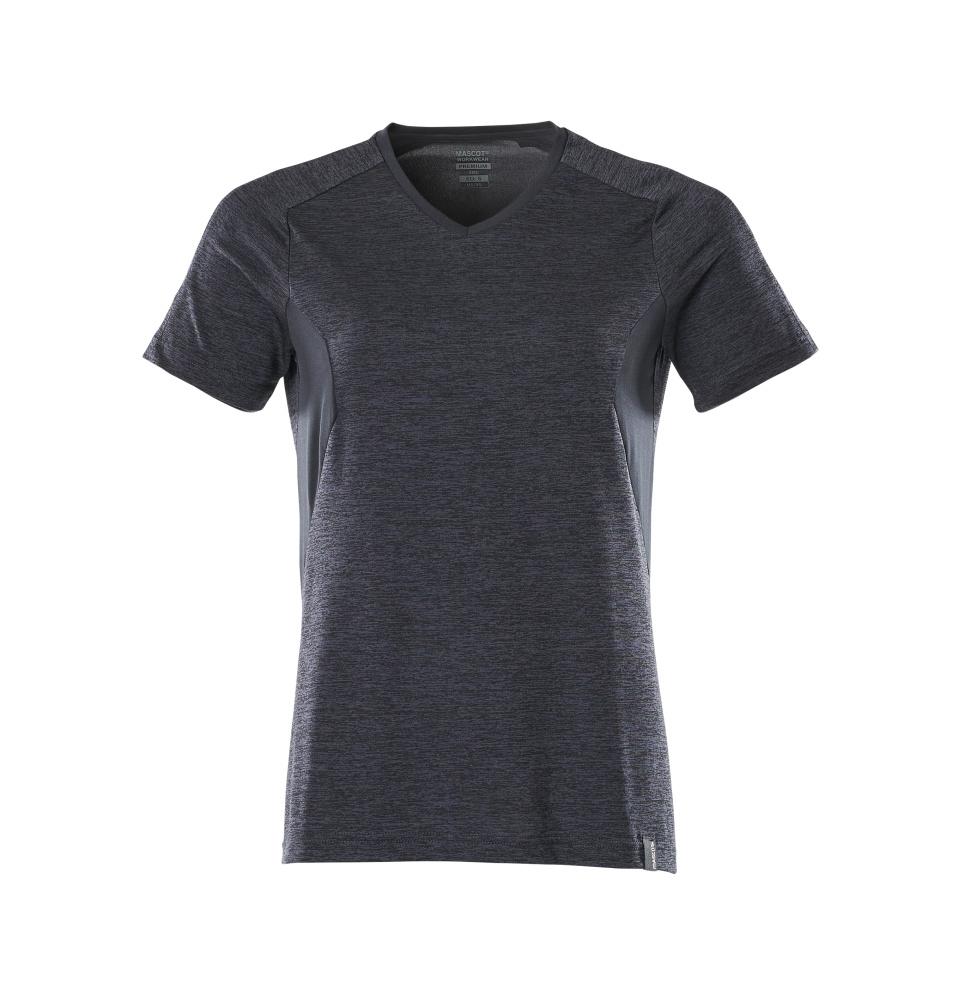18092-801-010 Maglietta - blu navy scuro melange