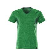 18092-801-33303 Maglietta - verde prato melange/verde