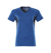 18092-801-91010 Maglietta - azzurro melange/blu navy scuro