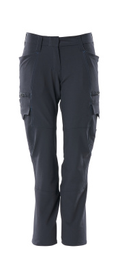 18178-511-010 Pantaloni con tasche sulle cosce - blu navy scuro