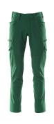 18279-511-03 Pantaloni con tasche sulle cosce - verde