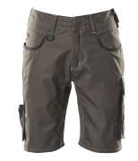 18349-230-0209 Pantalone corto - rosso/nero