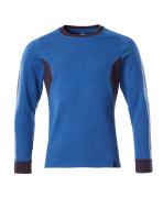 18384-962-91010 Felpa - azzurro/blu navy scuro