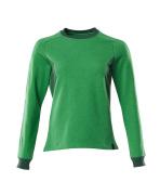 18394-962-33303 Felpa - verde prato/verde
