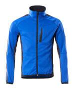 18603-316-11010 Maglione in pile con chiusura lampo - blu royal/blu navy scuro