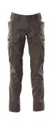 18679-442-18 Pantaloni con tasche sulle cosce - antracite scuro