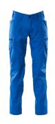 18679-442-91 Pantaloni con tasche sulle cosce - azzurro