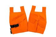 19050-711-14 Tasche esterne - arancio hi-vis