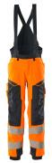 19090-449-14010 Pantaloni antifreddo - arancio hi-vis/blu navy scuro