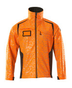 19202-291-1418 Giacca Softshell - arancio hi-vis/antracite scuro