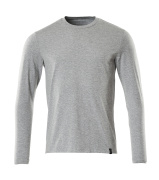 20181-959-08 Maglietta, a maniche lunghe - grigio melange