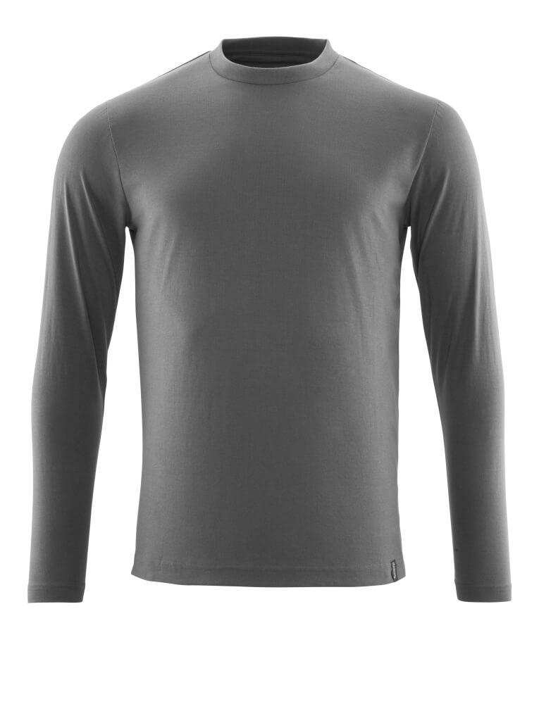 20181-959-18 Maglietta, a maniche lunghe - antracite scuro