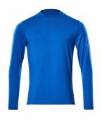 20181-959-91 Maglietta, a maniche lunghe - azzurro