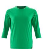 20191-959-333 Maglietta - verde prato