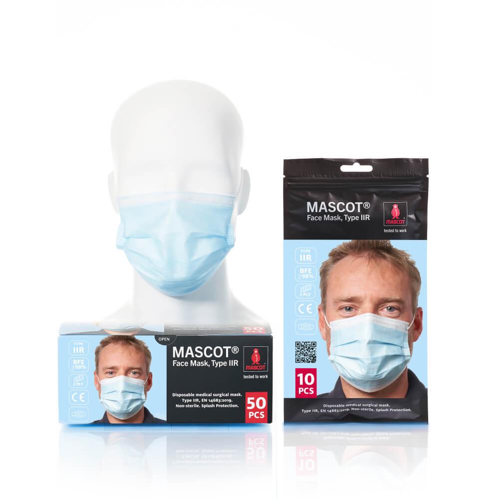 20950-921-71 Maschera facciale - blu chiaro