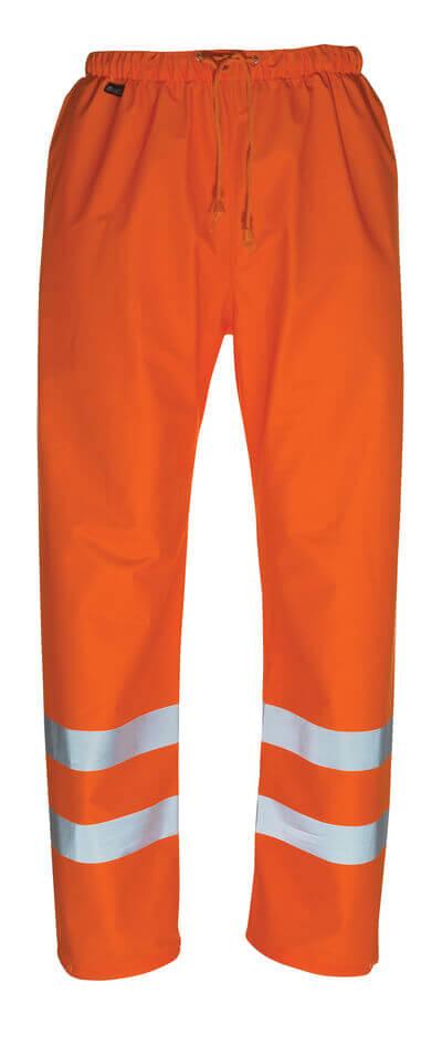 50102-814-14 Pantaloni antipioggia - arancio hi-vis