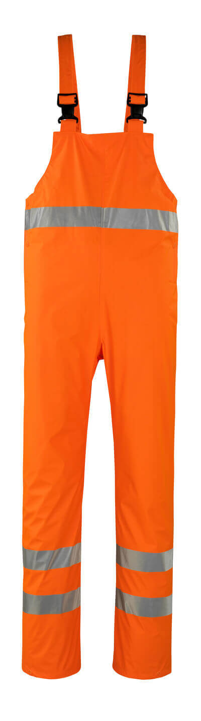 50103-814-14 Salopette antipioggia - arancio hi-vis