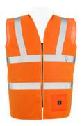 50107-310-14 Gilet ad alta visibilità - arancio hi-vis