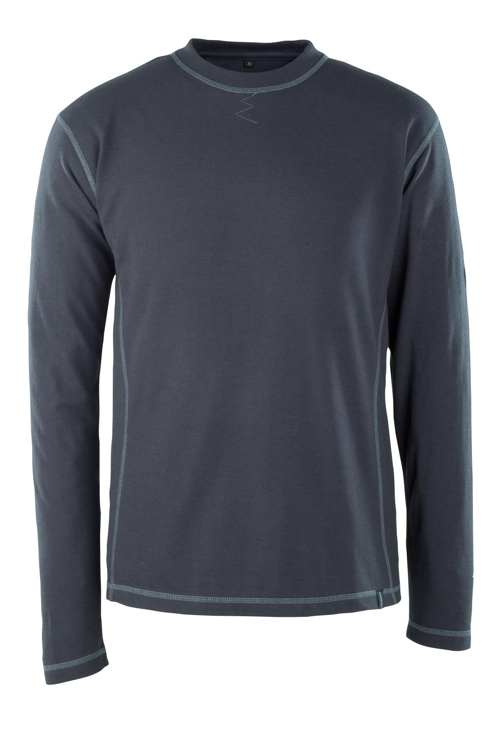 50119-927-010 Maglietta, a maniche lunghe - blu navy scuro
