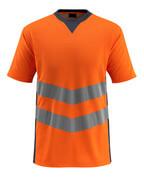 50127-933-14010 Maglietta - arancio hi-vis/blu navy scuro