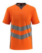 50127-933-1418 Maglietta - arancio hi-vis/antracite scuro